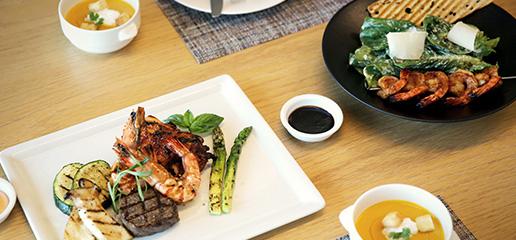 Dinner share set