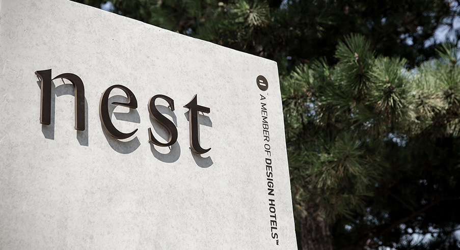 nest hotel<br><small></small>