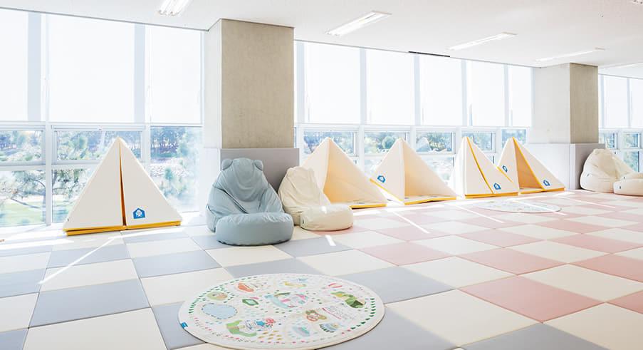 Kids zone<br><small></small>