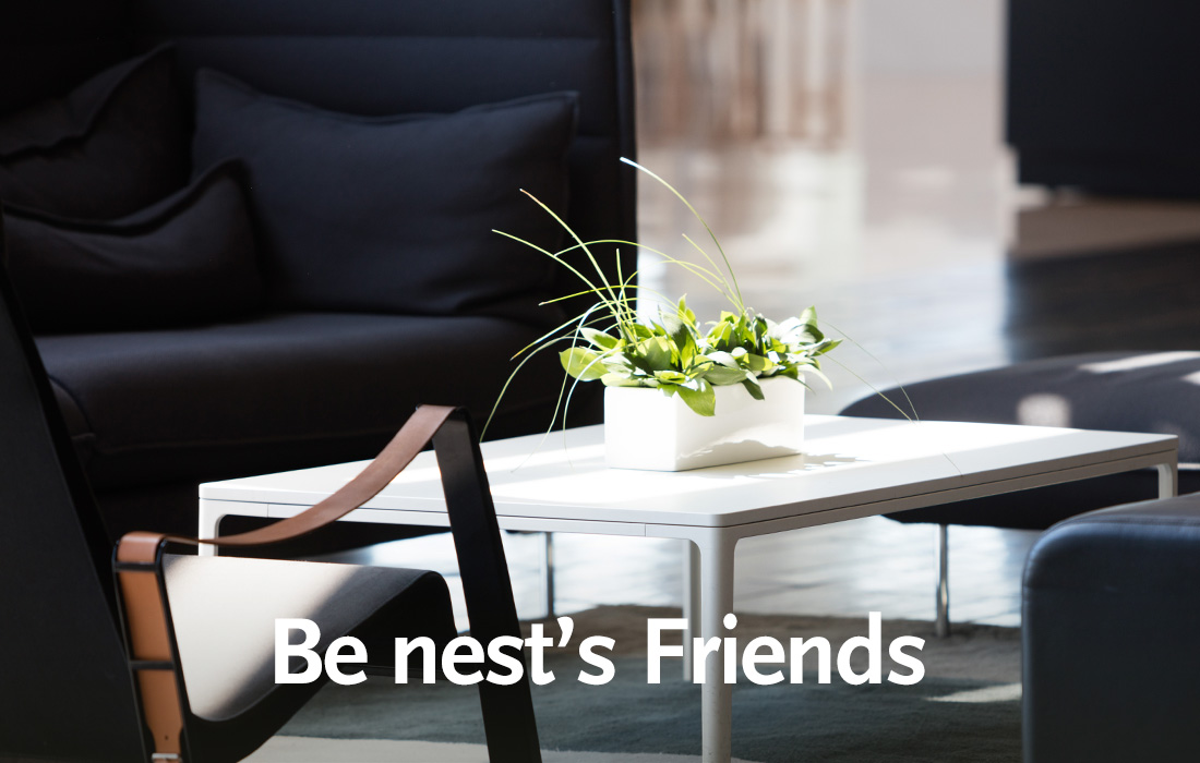 Be nest's Friends