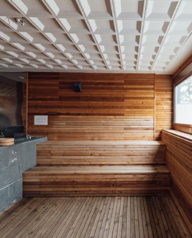 Finland Sauna<br><small></small>